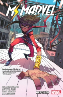 Ms. Marvel By Saladin Ahmed Vol. 1, Paperback / softback Book