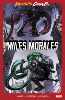 Absolute Carnage: Miles Morales, Paperback / softback Book