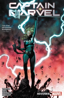 Captain Marvel Vol. 4