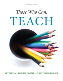 Those Who Can, Teach, Paperback Book