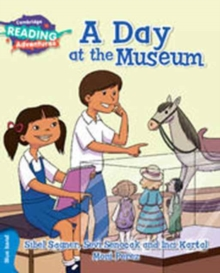 A Day at the Museum Blue Band, Paperback / softback Book