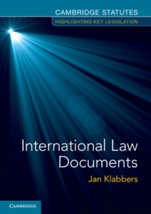 International Law Documents, Paperback / softback Book