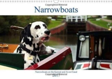 Narrowboats 2017 : Narrowboats on the Kennet and Avon Canal, Calendar Book