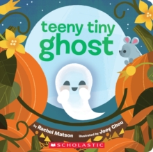Teeny Tiny Ghost, Board book Book
