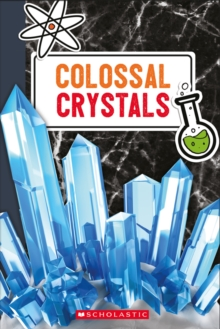 Colossal Crystals, Mixed media product Book