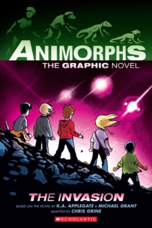 The Invasion (Animorphs Graphix #1), Paperback Book