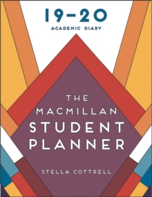 The Macmillan Student Planner 2019-20 : Academic Diary, Calendar Book