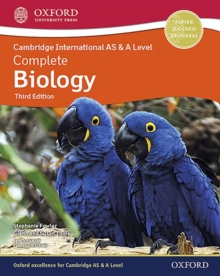 Cambridge International AS & A Level Complete Biology, Mixed media product Book