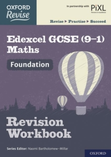 Oxford Revise: Edexcel GCSE (9-1) Maths Foundation Revision Workbook, Paperback / softback Book