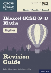 Oxford Revise: Edexcel GCSE (9-1) Maths Higher Revision Guide, Paperback / softback Book
