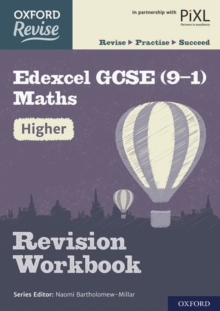 Oxford Revise: Edexcel GCSE (9-1) Maths Higher Revision Workbook, Paperback / softback Book
