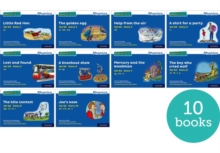 Read Write Inc. Phonics: Blue Set 6A Storybooks Pack of 10