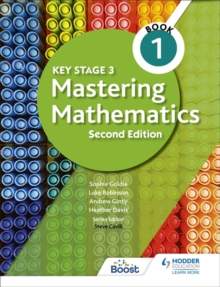 Key Stage 3 Mastering Mathematics Book 1