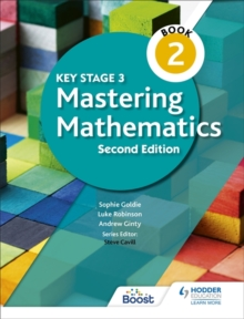 Key Stage 3 Mastering Mathematics Book 2