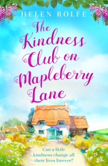 The Kindness Club on Mapleberry Lane, Paperback / softback Book