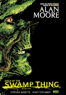 Saga Of The Swamp Thing TP Book 01, Paperback Book