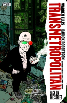 Transmetropolitan TP Vol 01 Back On The Street, Paperback Book