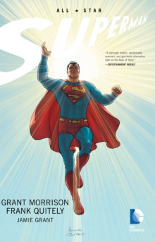 All Star Superman TP, Paperback Book