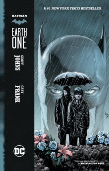 Batman Earth One, Hardback Book