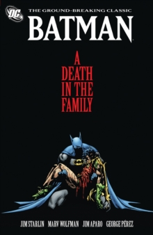 Batman : A Death In The Family, Paperback / softback Book