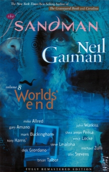 Sandman TP Vol 08 Worlds End New Ed, Paperback Book
