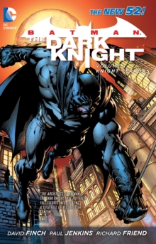 Batman The Dark Knight Volume 1: Knight Terrors TP (The New 52), Paperback Book