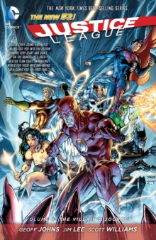 Justice League Volume 2: The Villain's Journey TP (The New 52), Paperback Book