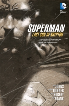 Superman: Last Son of Krypton TP, Paperback Book