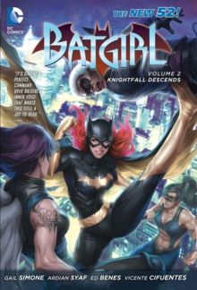 Batgirl Volume 2: Knightfall Descends (The New 52), Paperback Book