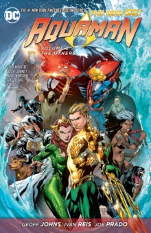 Aquaman Volume 2: The Others TP (The New 52), Paperback Book