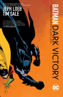 Batman Dark Victory  TP (New Edition), Paperback Book