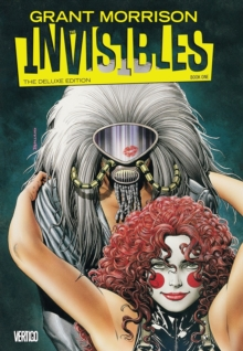 The Invisibles Book 1 Deluxe Edition HC, Hardback Book