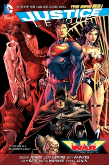 Justice League Trinity War HC (The New 52), Hardback Book