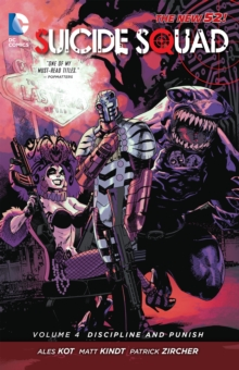 Suicide Squad Volume 4: Discipline and Punish TP (The New 52), Paperback Book