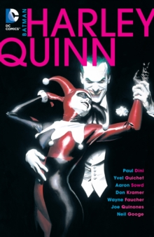 Batman Harley Quinn, Paperback / softback Book
