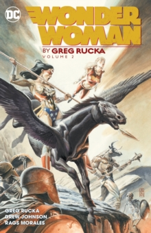 Wonder Woman By Greg Rucka Vol. 2, Paperback Book
