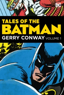 Tales of the Batman Gerry Conway HC, Hardback Book