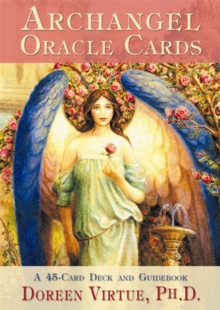 Archangel Oracle Cards, Cards Book