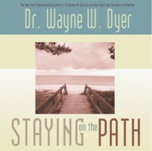 Staying On The Path, Paperback Book