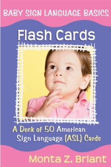 Baby Sign Language Flash Cards, Cards Book