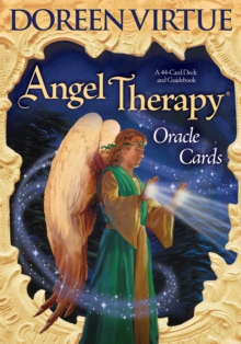 Angel Therapy Oracle Cards, Cards Book
