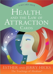 Health and the Law of Attraction Cards, Cards Book