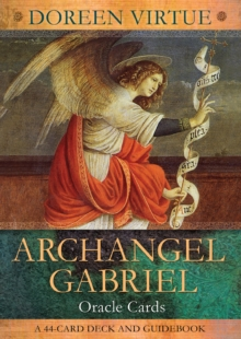 Archangel Gabriel Oracle Cards, Cards Book