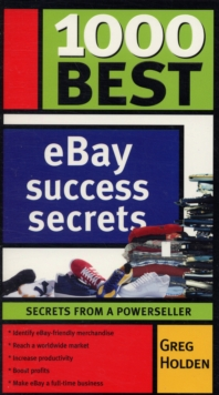 1000 Best Ebay Powerseller Secrets, Paperback Book