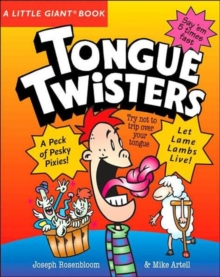 A Little Giant (R) Book: Tongue Twisters, Paperback Book