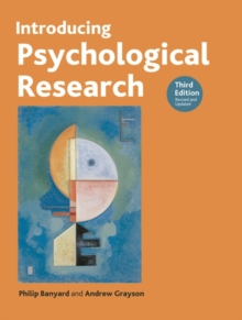 Introducing Psychological Research, Paperback Book
