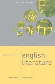 Mastering English Literature, Paperback Book