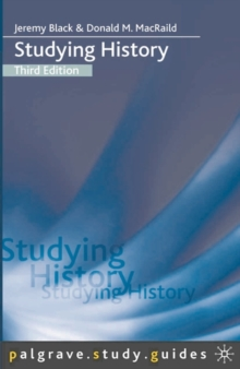 Studying History, Paperback Book