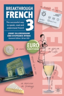 Breakthrough French 3 : Euro Edition, CD-Audio Book