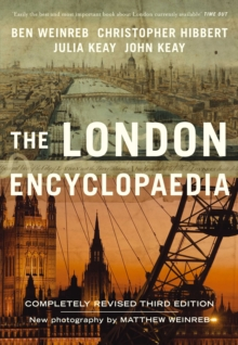 The London Encyclopaedia (3rd Edition), Paperback Book